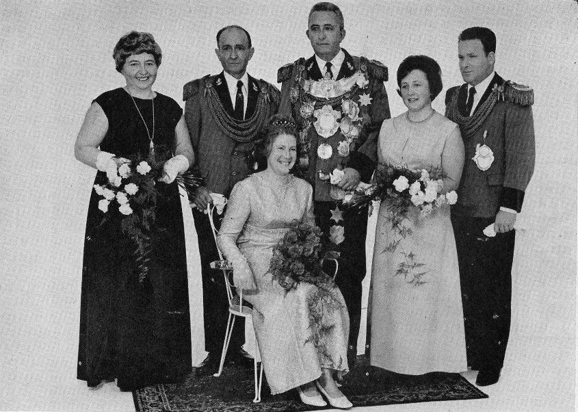 Schützenfest 1968-1