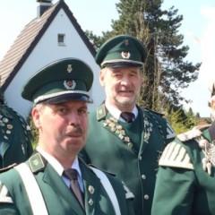Hans-Joachim Hofer neuer Bezirksschützenkönig