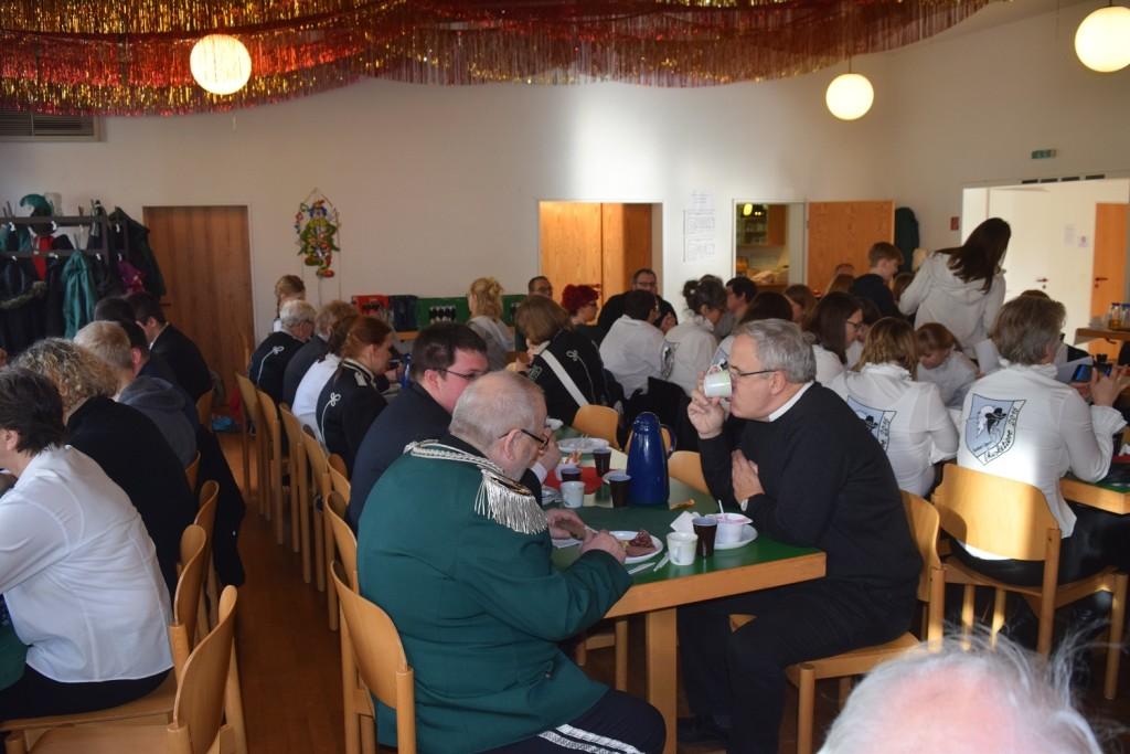Unser Präses Hans Russmann war auch zu Gast