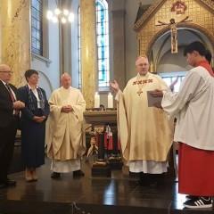 Bischof Dieser beauftragt Jochen Hofer für das Regionalteam