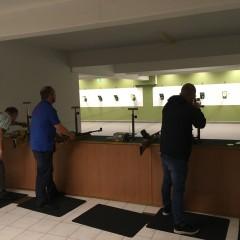 Oppumer Schützen messen sich bei der Vereinsmeisterschaft